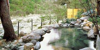 露天風呂「滝見の湯」