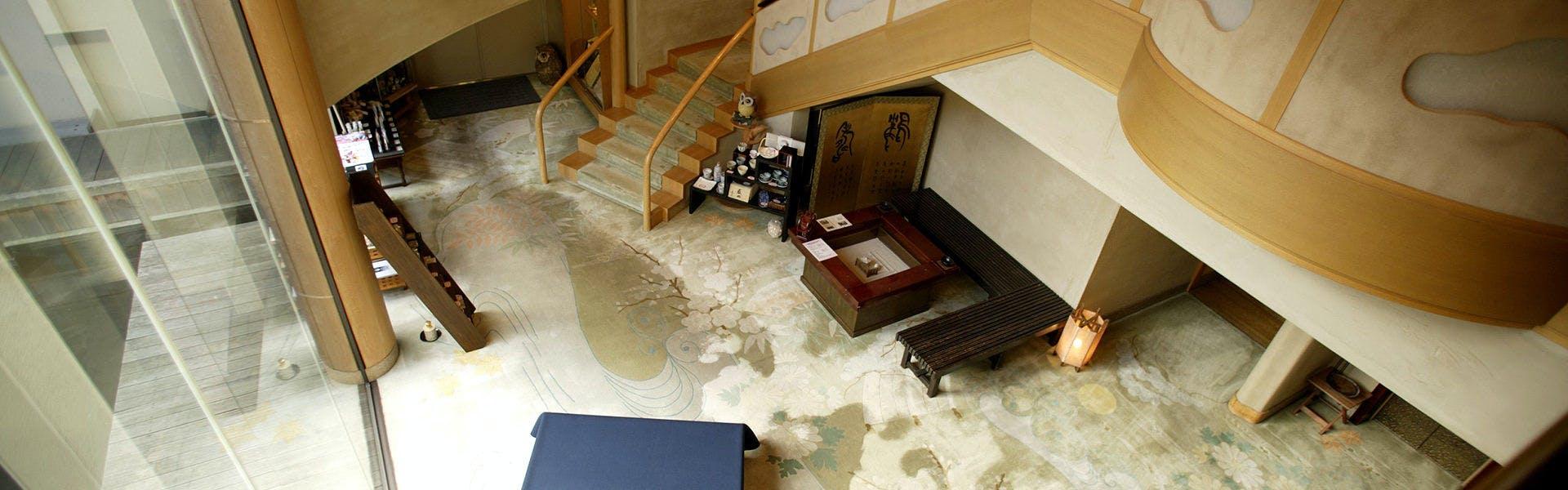 記念日におすすめのホテル・香雲館の写真2