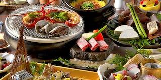 伊豆の豪華四大食材を堪能する美食の夕べ