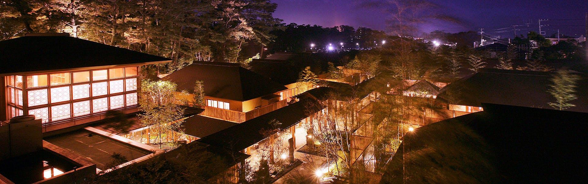 記念日におすすめのホテル・鴨川館別邸 ラ・松廬の写真1
