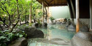 大浴場 石華の湯
