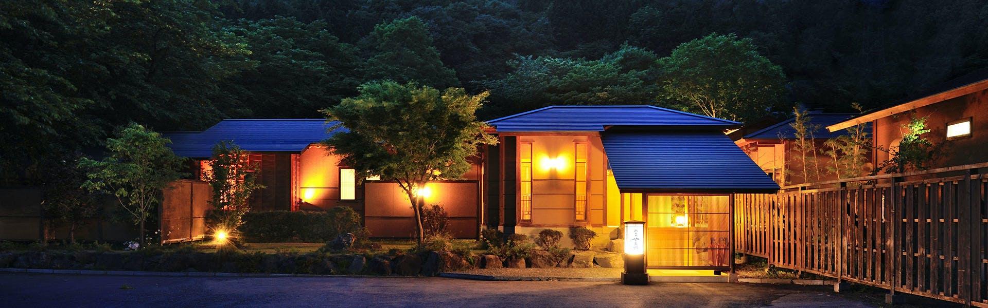 記念日におすすめのホテル・別亭やえ野の写真1