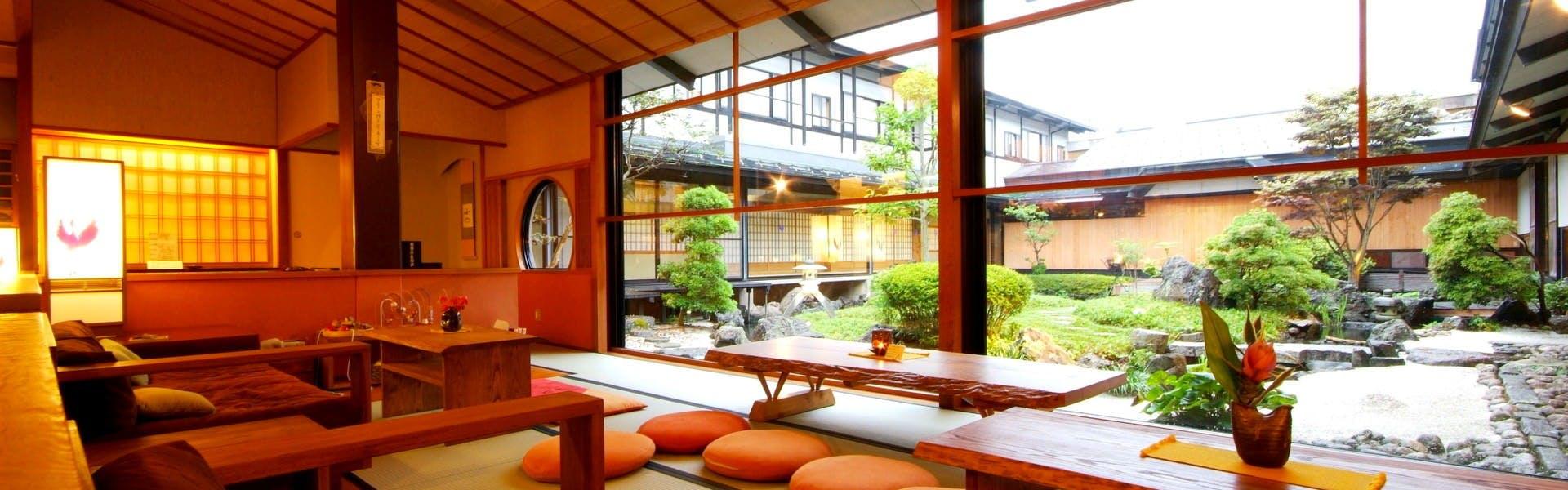 記念日におすすめのホテル・城崎温泉 かがり火の宿 大西屋水翔苑の写真2