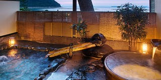 海風の湯 露天風呂