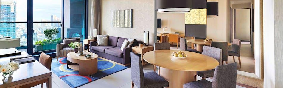 オークウッドプレミア東京(ホテル&サービスアパートメント)