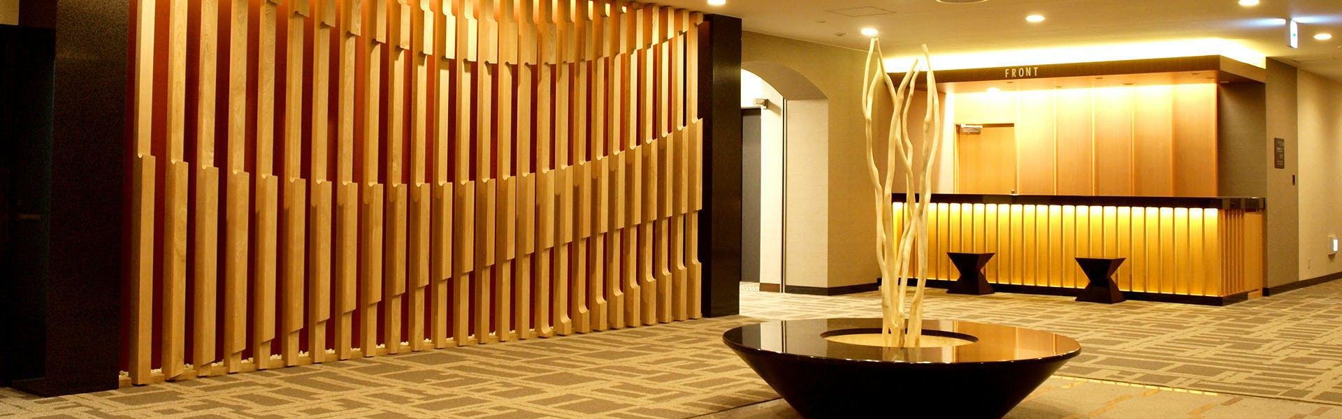 記念日におすすめのホテル・【ニセコ温泉郷 いこいの湯宿 いろは】の写真1