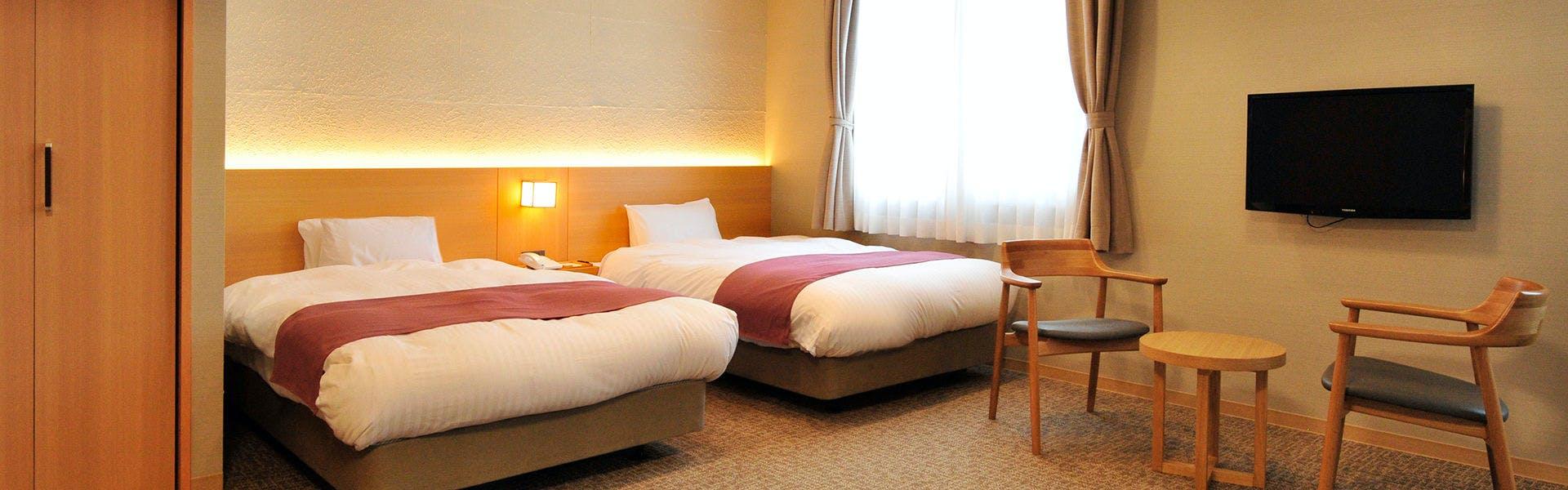 記念日におすすめのホテル・【ニセコ温泉郷 いこいの湯宿 いろは】の写真2