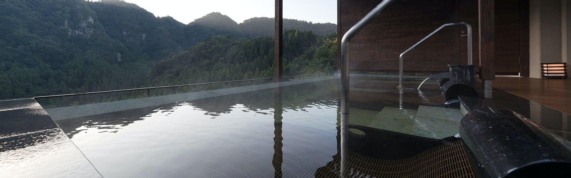 記念日におすすめのホテル・奥日田温泉 うめひびきの写真3