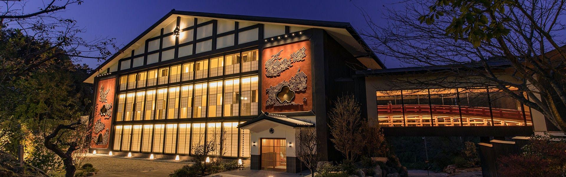 記念日におすすめのホテル・奥日田温泉 うめひびきの写真1