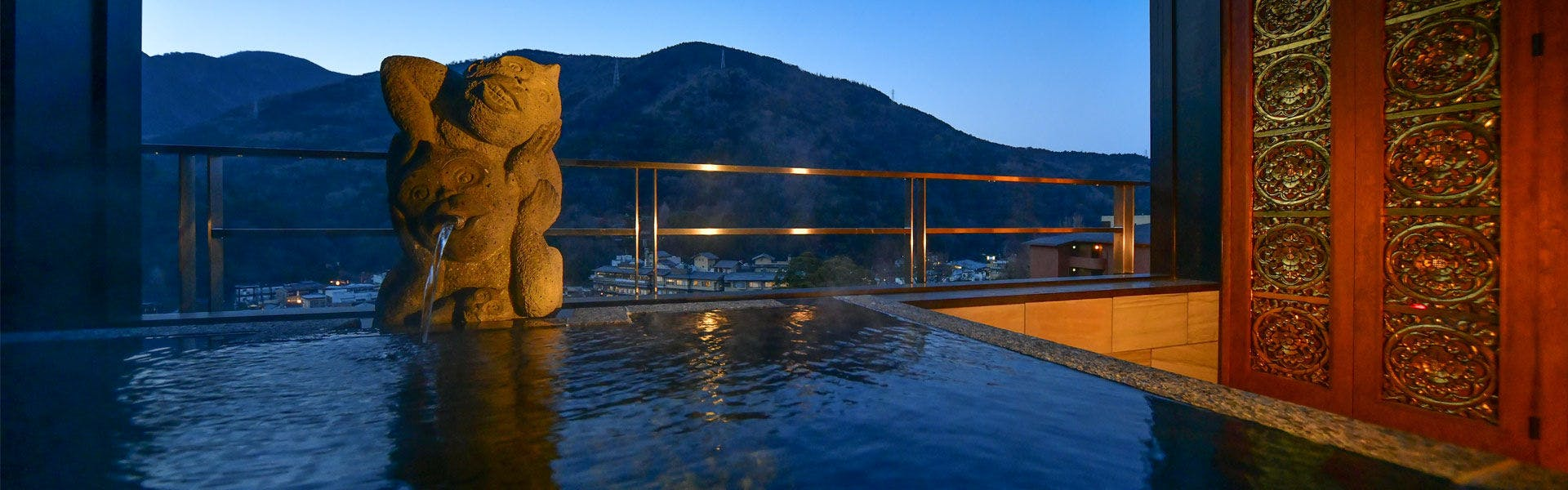 記念日におすすめのホテル・箱根 藍瑠の写真3