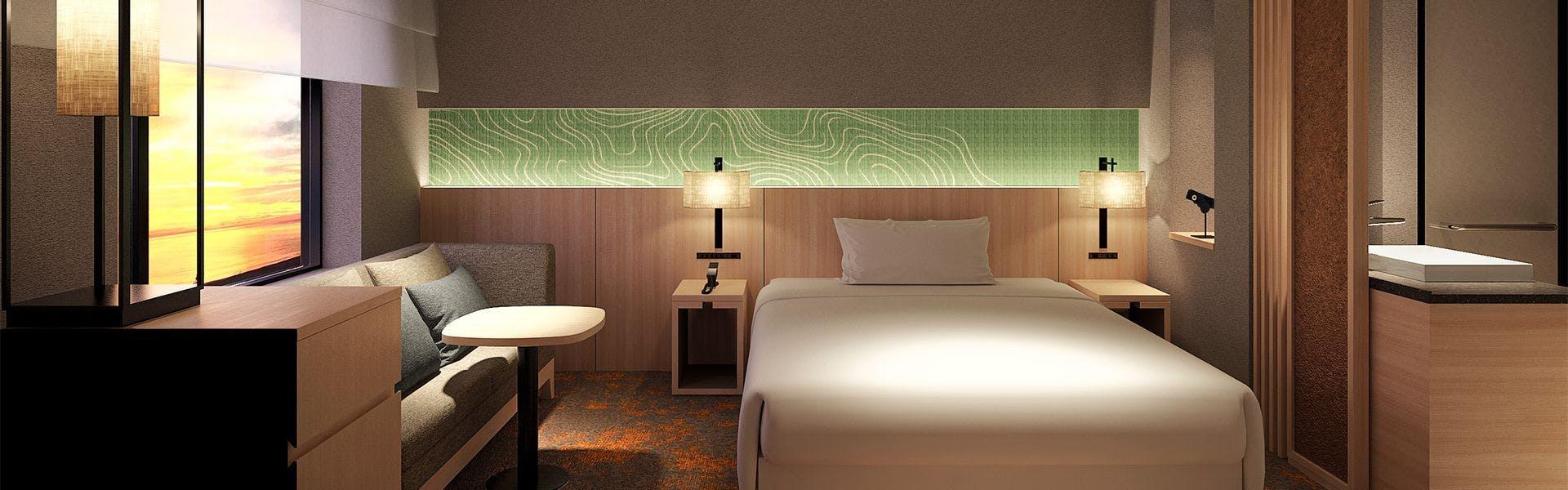 記念日におすすめのホテル・THE BLOSSOM KUMAMOTO(ザ ブラッサム 熊本)の写真3