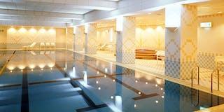 プール展望浴場