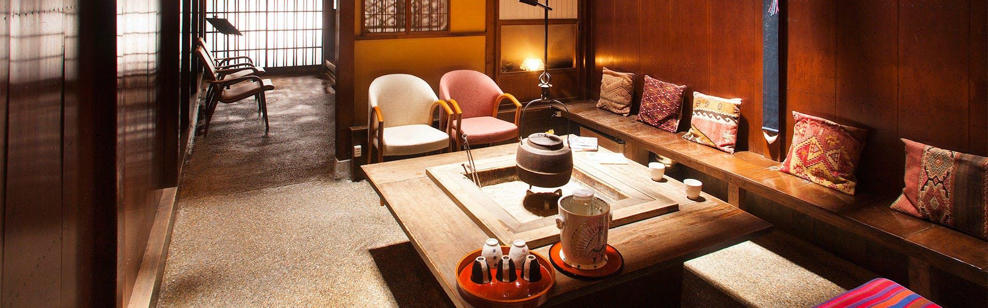 記念日におすすめのホテル・本陣平野屋 花兆庵の写真1