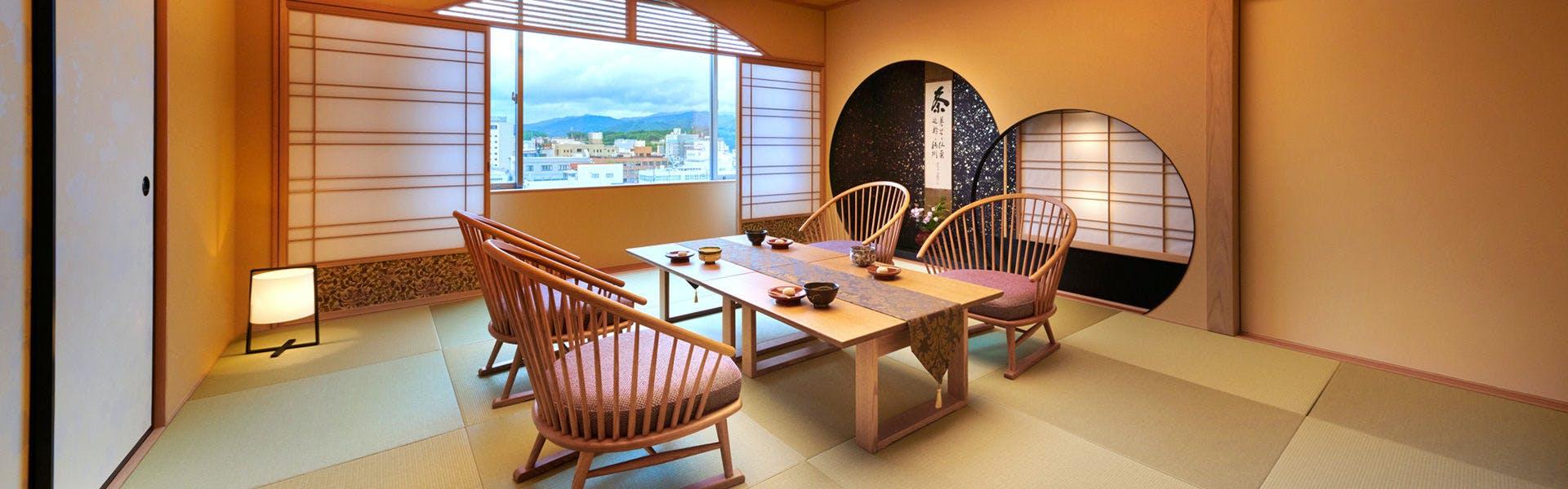 記念日におすすめのホテル・本陣平野屋 花兆庵の写真3