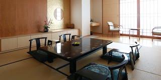 「菊万葉」客室一例