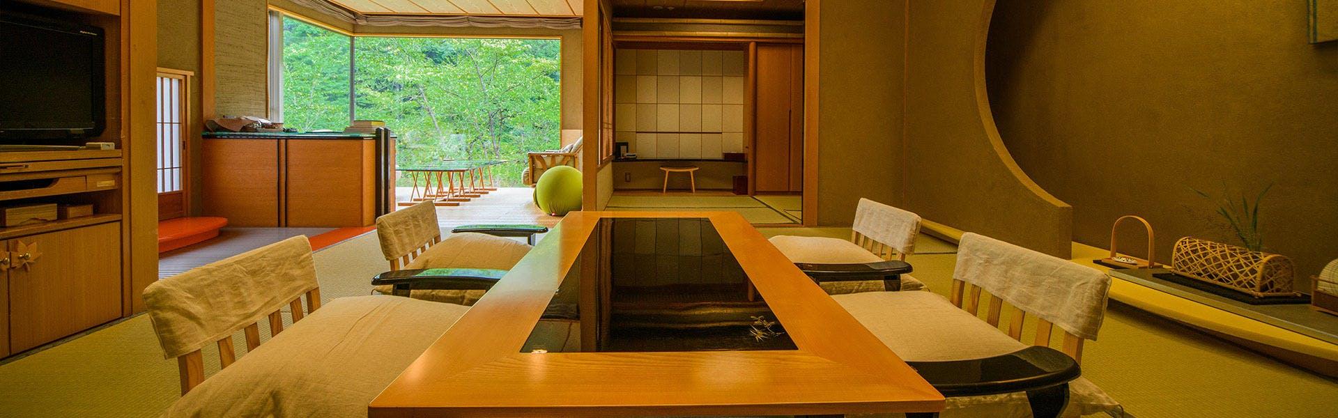 記念日におすすめのホテル・別邸 仙寿庵の写真2
