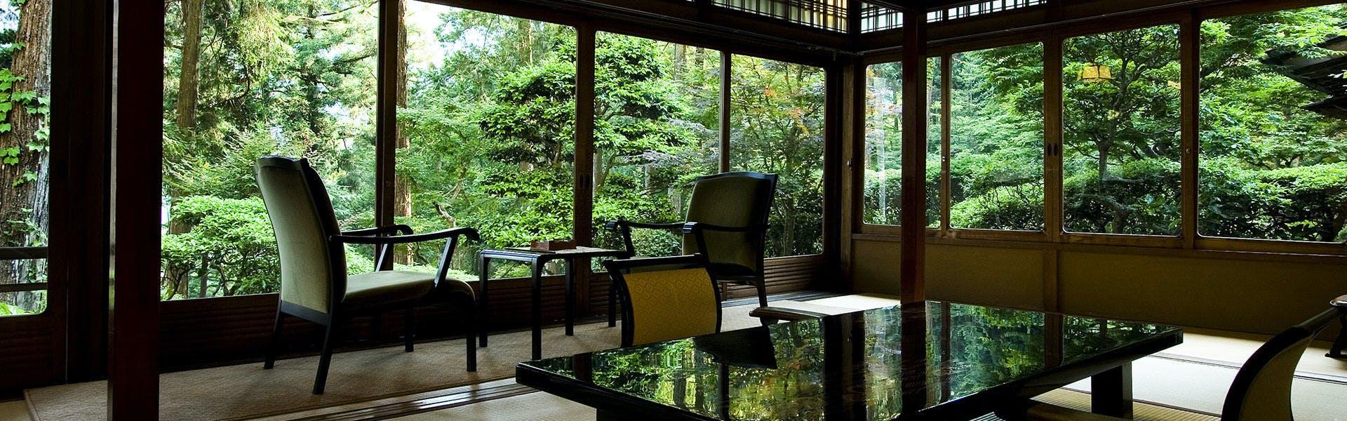 記念日におすすめのホテル・下呂温泉 湯之島館の写真1