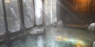 万葉集にも歌われた長い歴史を持つ温泉
