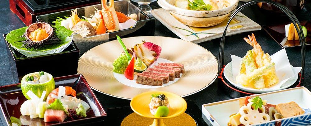 日本料理 花水木 お食事イメージ