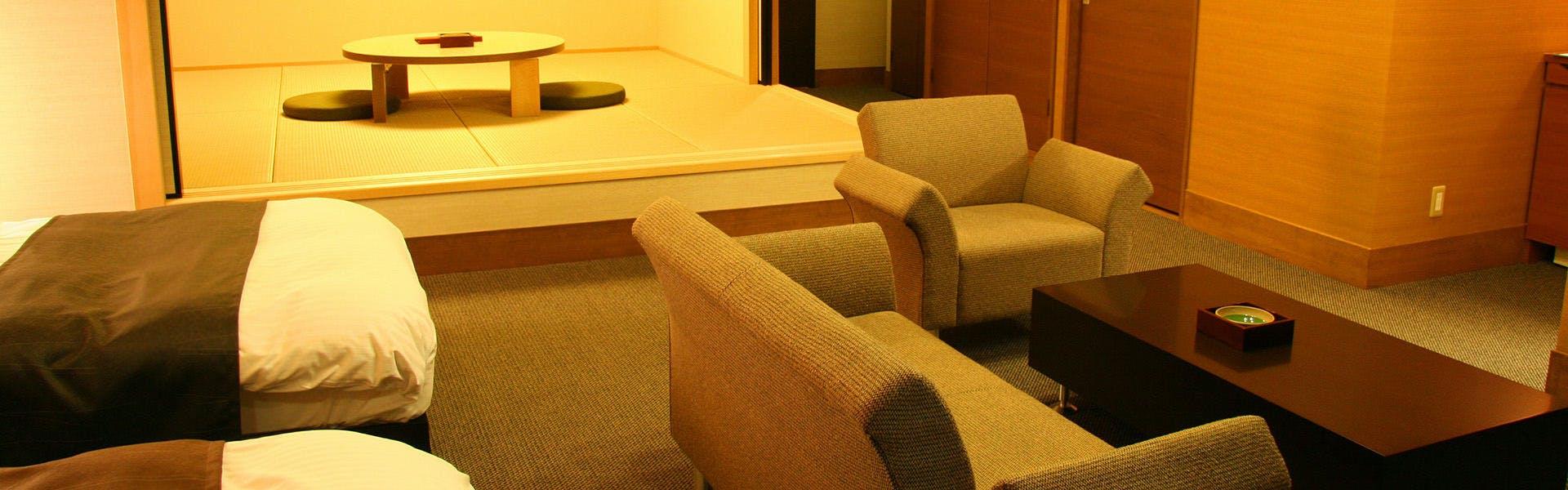 記念日におすすめのホテル・山鹿温泉 清流荘の写真3