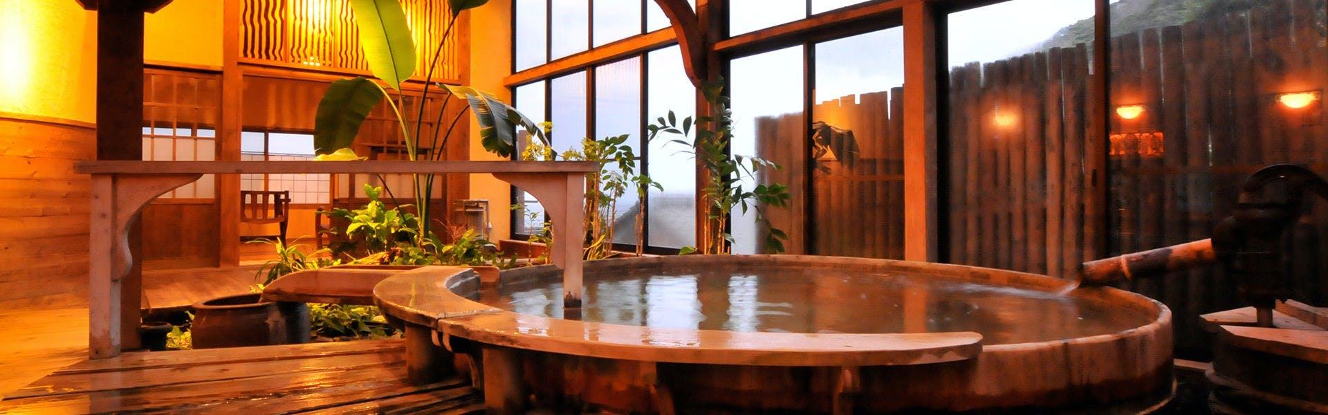 昭恋館の湯