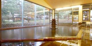 源泉 八幡温泉大浴場