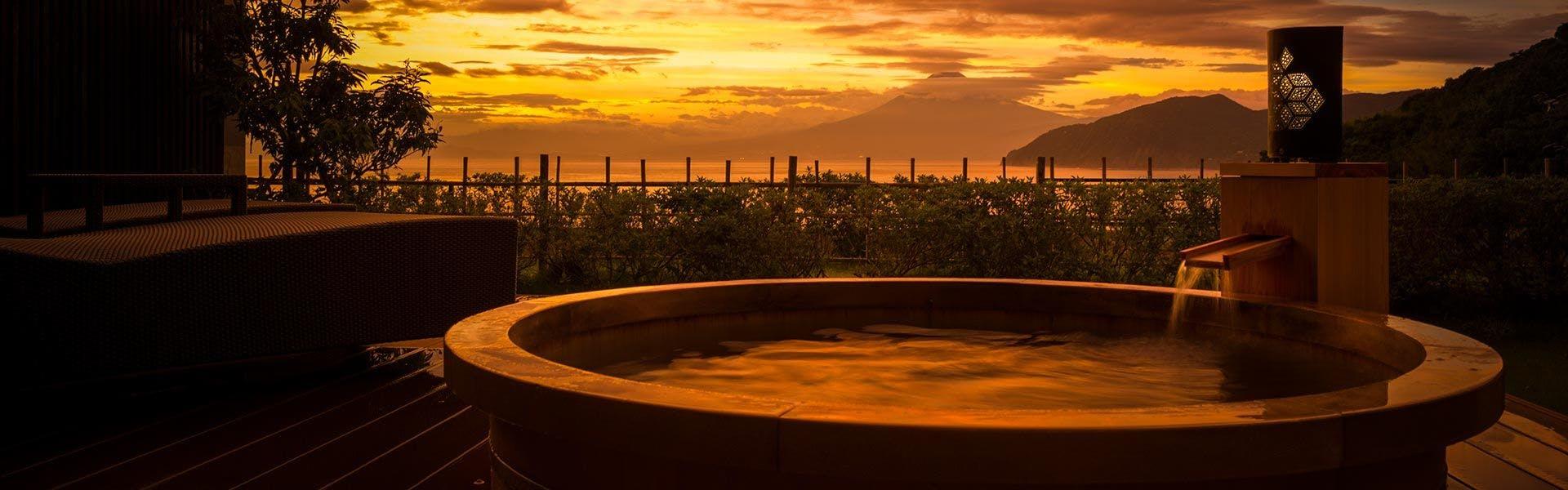 記念日におすすめのホテル・【世界遺産 富士山を望む宿 富岳群青】の写真2