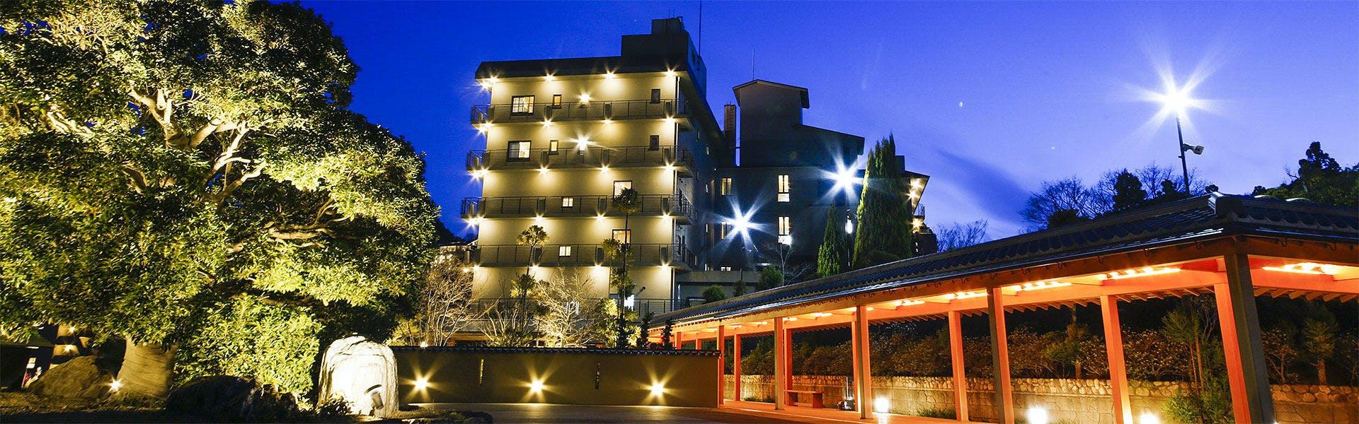記念日におすすめのホテル・銀水荘 兆楽の写真1