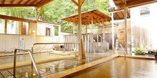 櫟の湯 金泉露天風呂