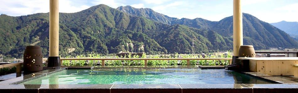 水が織りなす越後の宿 ホテル双葉