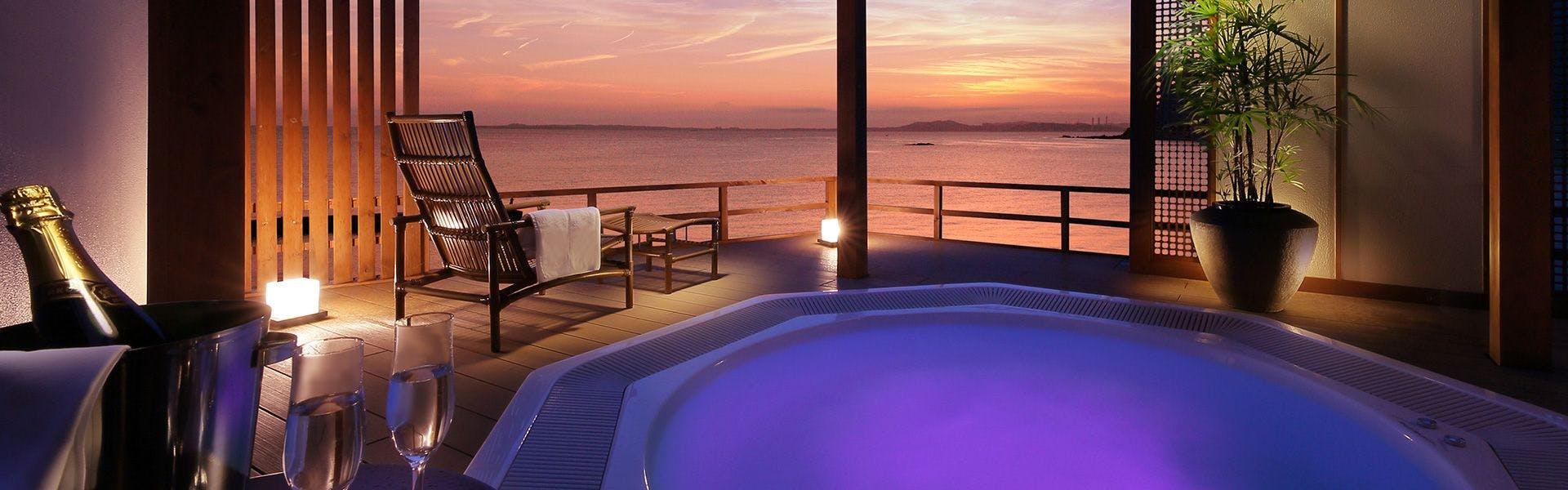 記念日におすすめのホテル・Beachside Onsen Resort ゆうみの写真2