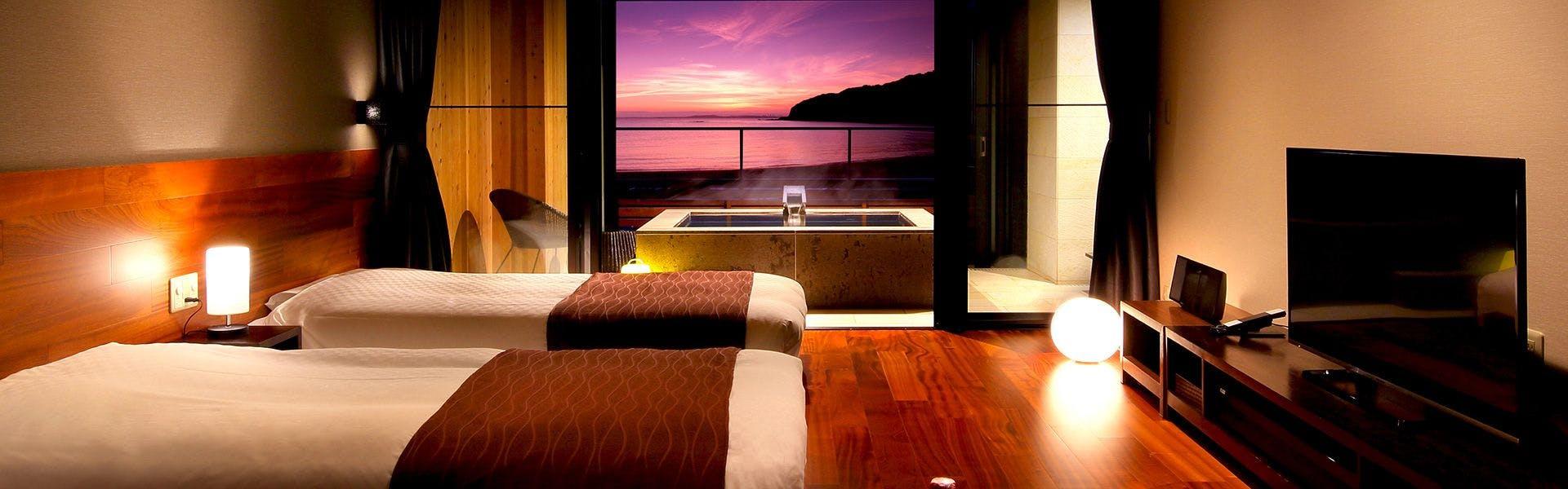 記念日におすすめのホテル・Beachside Onsen Resort ゆうみの写真3