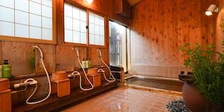 木の香風呂