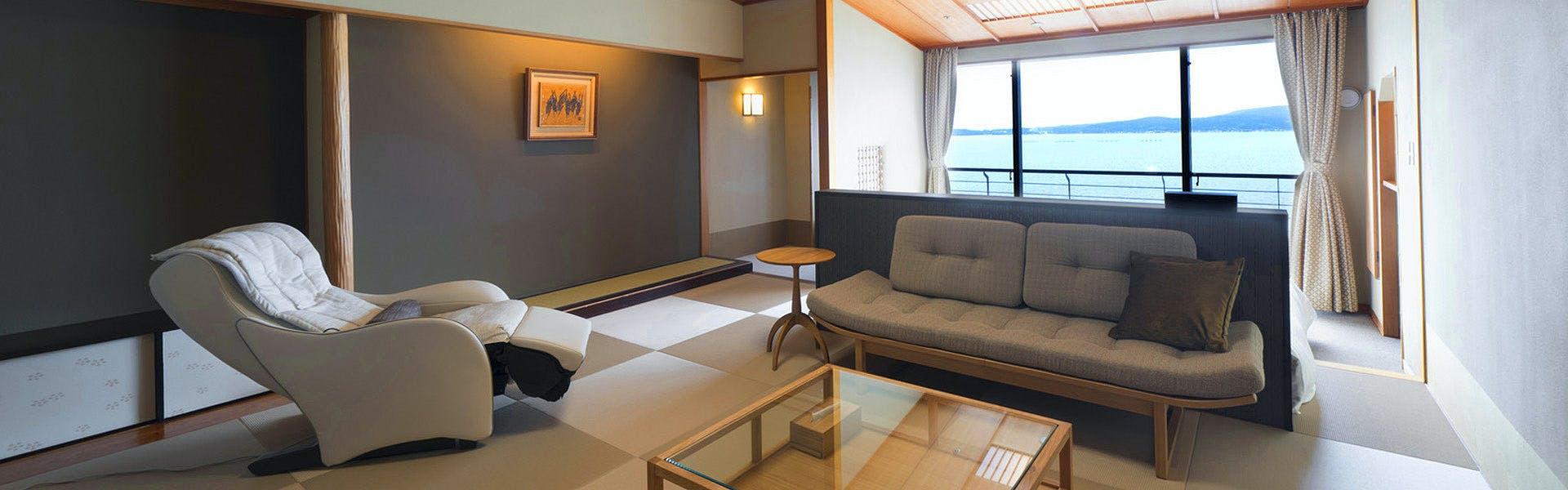 記念日におすすめのホテル・加賀屋別邸 松乃碧の写真3