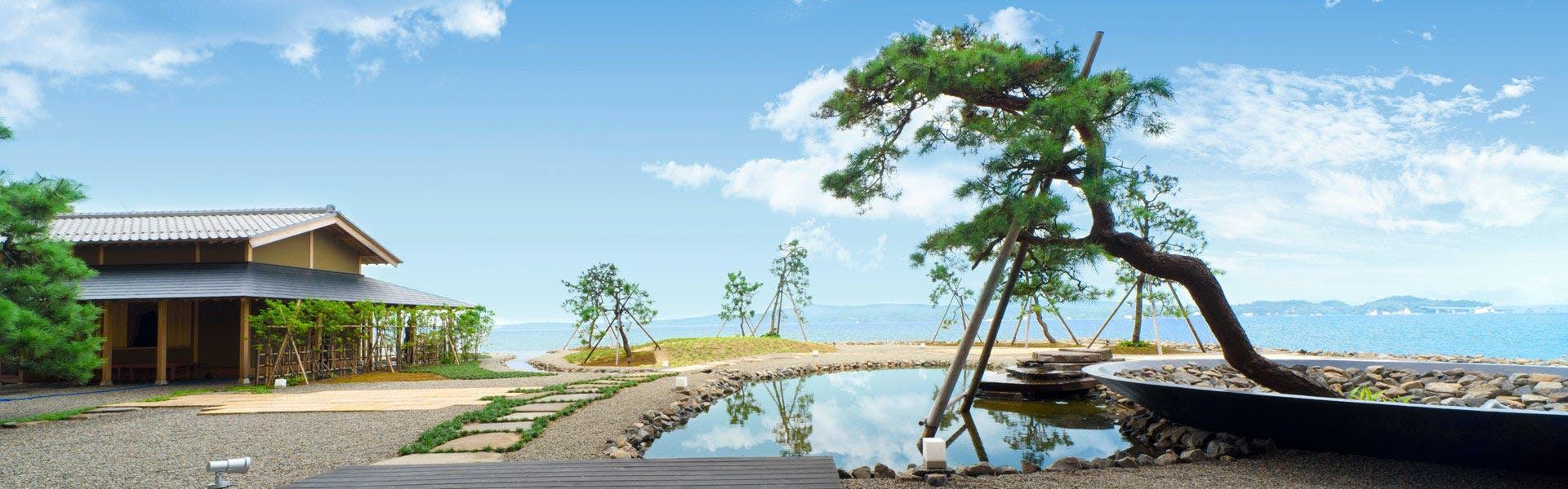 記念日におすすめのホテル・加賀屋別邸 松乃碧の写真1