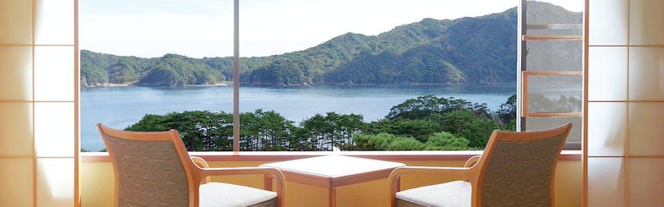 三陸海岸 浄土ヶ浜パークホテル