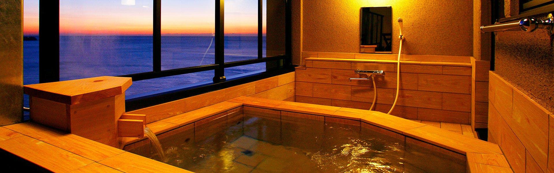 記念日におすすめのホテル・隠れ湯の宿 月のあかりの写真1