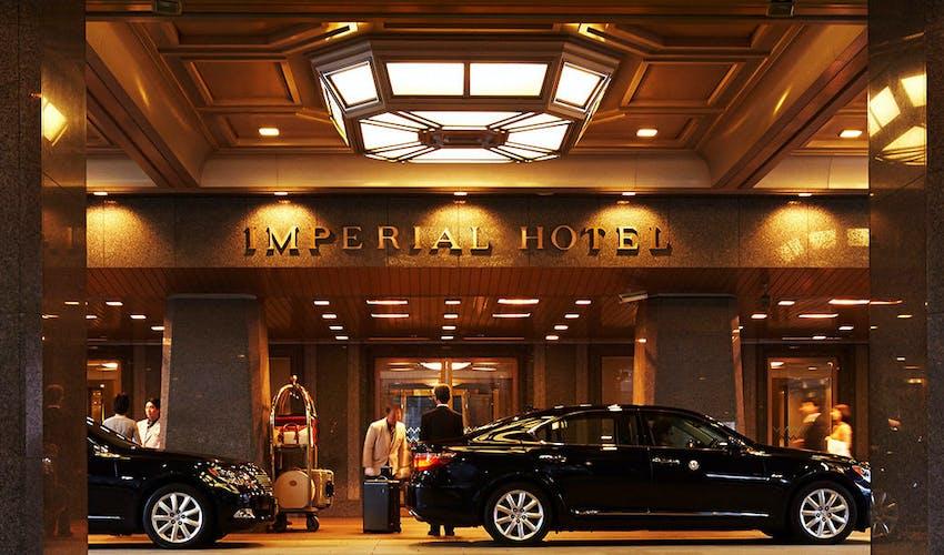 ホテル 東京 帝国