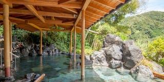 露天風呂 川の湯