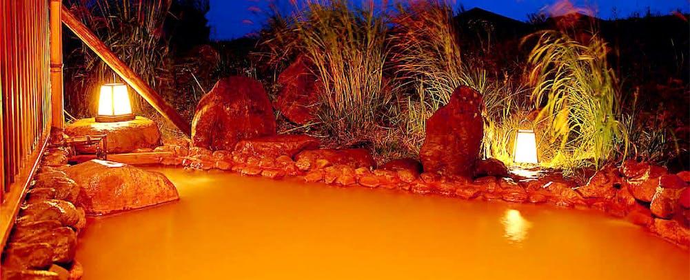 大浴場「紅殻之湯」