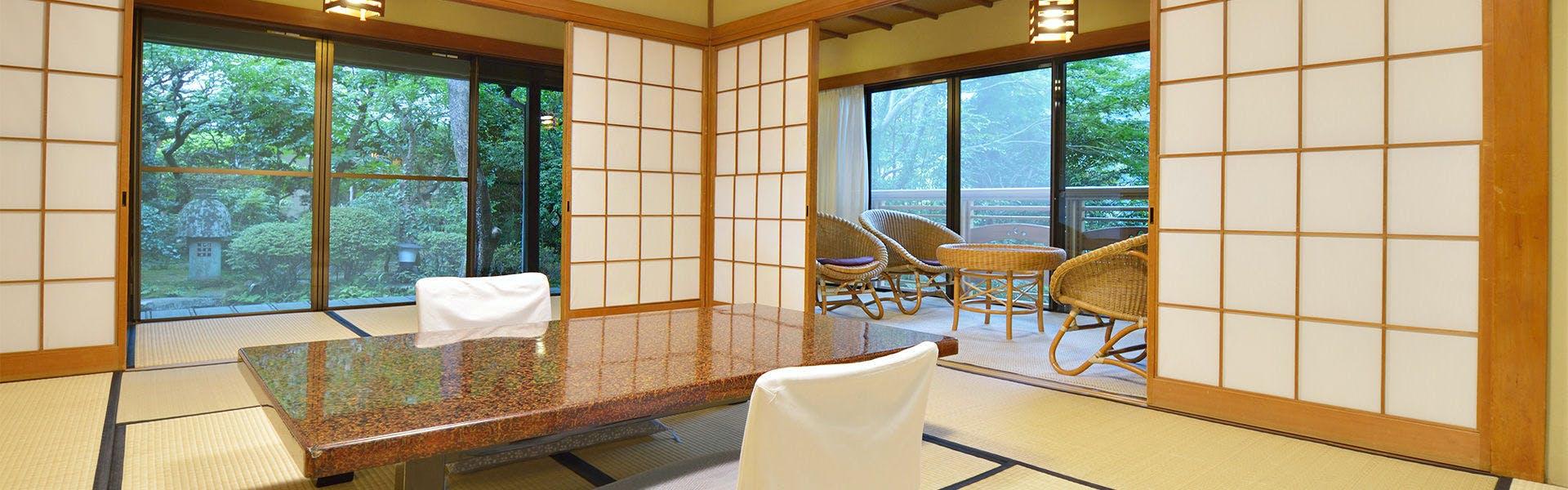 記念日におすすめのホテル・【箱根湯本温泉 玉庭】の写真2