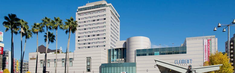 内 徳島 ホテル 市