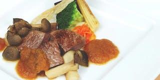 洋レストラン「エスカーレ」