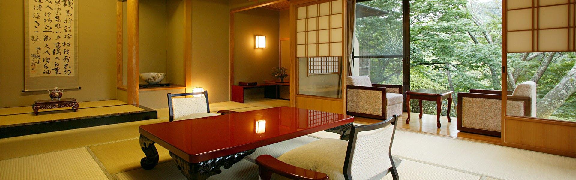 記念日におすすめのホテル・【御宿 竹林亭】の写真3