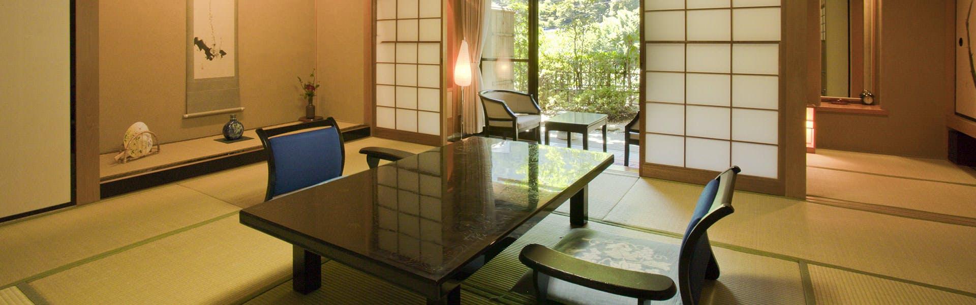 記念日におすすめのホテル・下呂温泉 川上屋花水亭の写真3