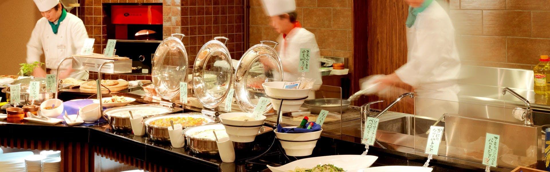 記念日におすすめのホテル・北こぶし知床 ホテル&リゾートの写真2