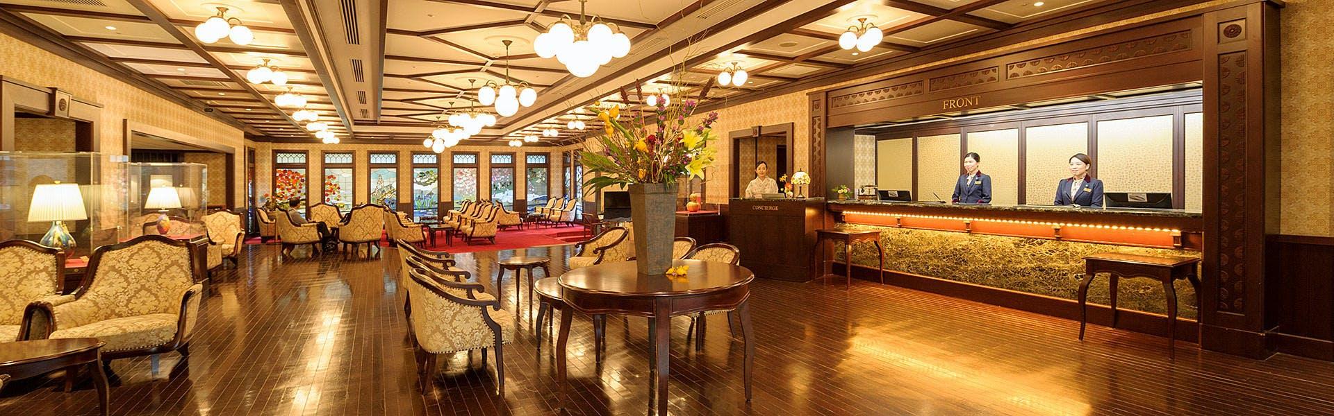 記念日におすすめのホテル・【金沢白鳥路 ホテル山楽】の写真2
