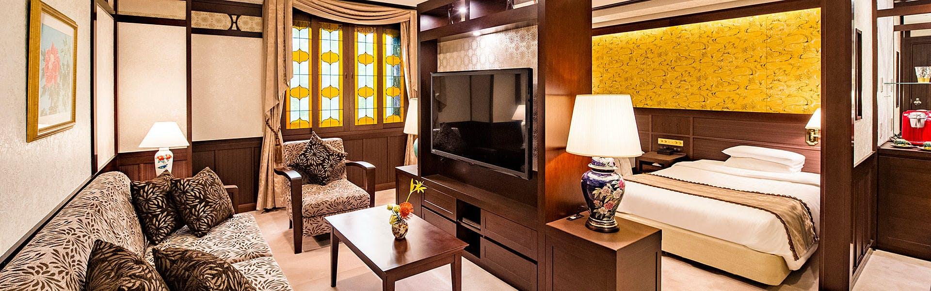 記念日におすすめのホテル・【金沢白鳥路 ホテル山楽】の写真3