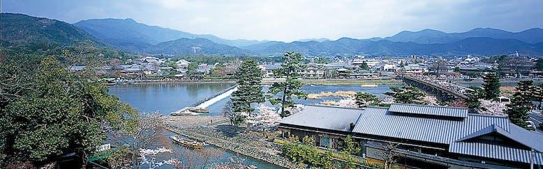 嵐山温泉 彩四季の宿 花筏