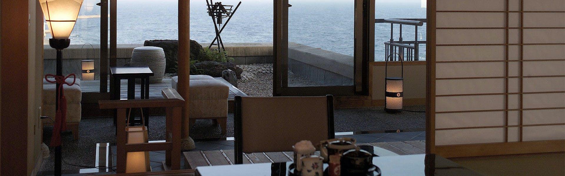 記念日におすすめのホテル・【肅 海風】の写真2